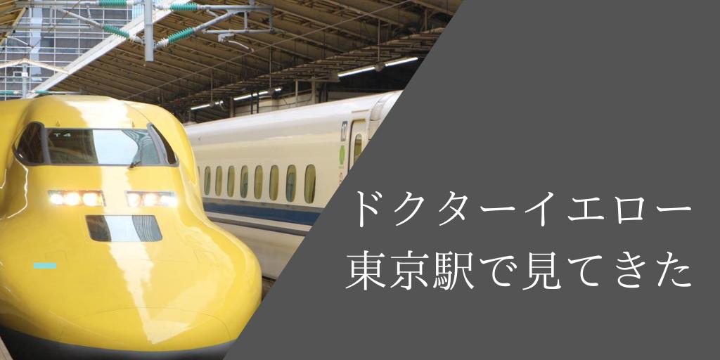 2019 日 イエロー ドクター 運行